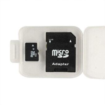 Aukey 8จิกะไบต์กระพริบไมโครเอสดีการ์ดหน่วยความจำ ถ้าเขา MicroSDกับเอสดีการ์ด