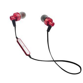 AWEI A990BL BlueTooth 4.0 Sport Earphones (Red)