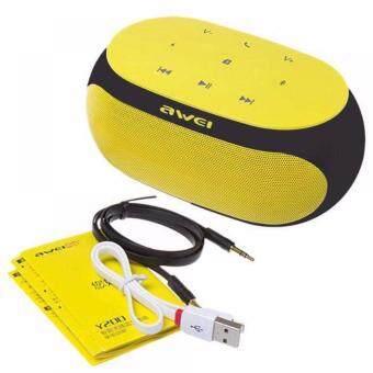 AWEI Y200 ลำโพงบลูทูธ HiFi Bluetooth Speaker V.3.0 (สีเหลือง)