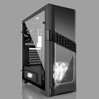 ราคา AZZA ATX Mid Tower Case Titan 240 CSAZ-240 - Black