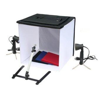 Harga B2H Portable 40 cm. Light Camera Photo Studio KIT Tent Box