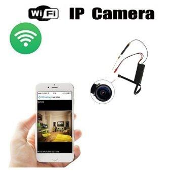 Babybear กล้องวงจรปิดขนาดเล็ก Mini wifi IP Camera V99 FULL HD 1080PSecurity