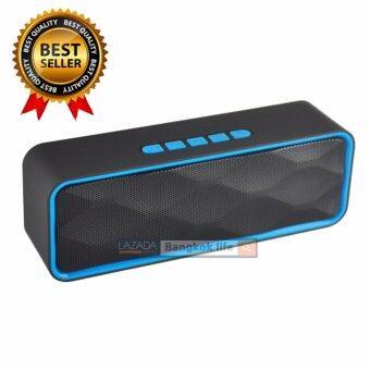 Bangkok life Bluetooth Speaker HD STEREO ลำโพงบลูทูธ รุ่น SC211