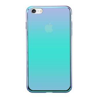 94fd3fd145 BASEUS Glass Case For iPhone 6s Plus / 6 Plus 5.5 inch GradualChanging Color  PC Mobile
