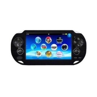 Black Colorful Aluminum Metal Skin Protective Cover Case for Sony PS Vita PSV Console - intl