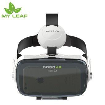 BOBOVR แว่นVR รุ่นZ4 (สีขาว) แถมฟรี หนัง3D วีดีโอ360องศา เกมส์VR (image 2)