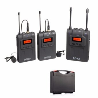 Harga Boya BY-WM8 Wireless Microphone