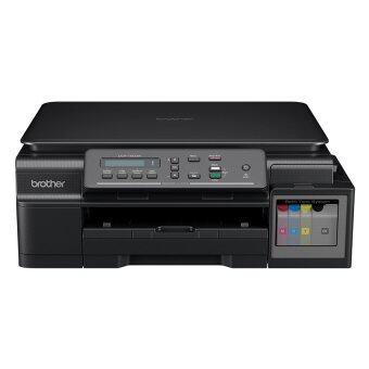 Brother รุ่น DCP-T500W เครื่องพิมพ์อเนกประสงค์ 4 in 1 - ปริ้นเตอร์/ถ่ายเอกสาร/สแกนเนอร์/Direct Print / Wireless / LCD Display 1 Line LCD / หน่วยความจำ 64MB