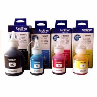 Brother Ink BT6000BK, BT5000C, BT5000M, BT5000Y forT300/T500W/T700W/T800W