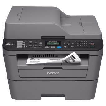 Brother MFC-L2700DW Print Copy Scan Wi-fi Fax Pc Fax Duplex
