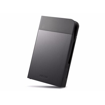 Buffalo External Hard Drives HD-PZF1.0U3 - Black Ministation Extreme