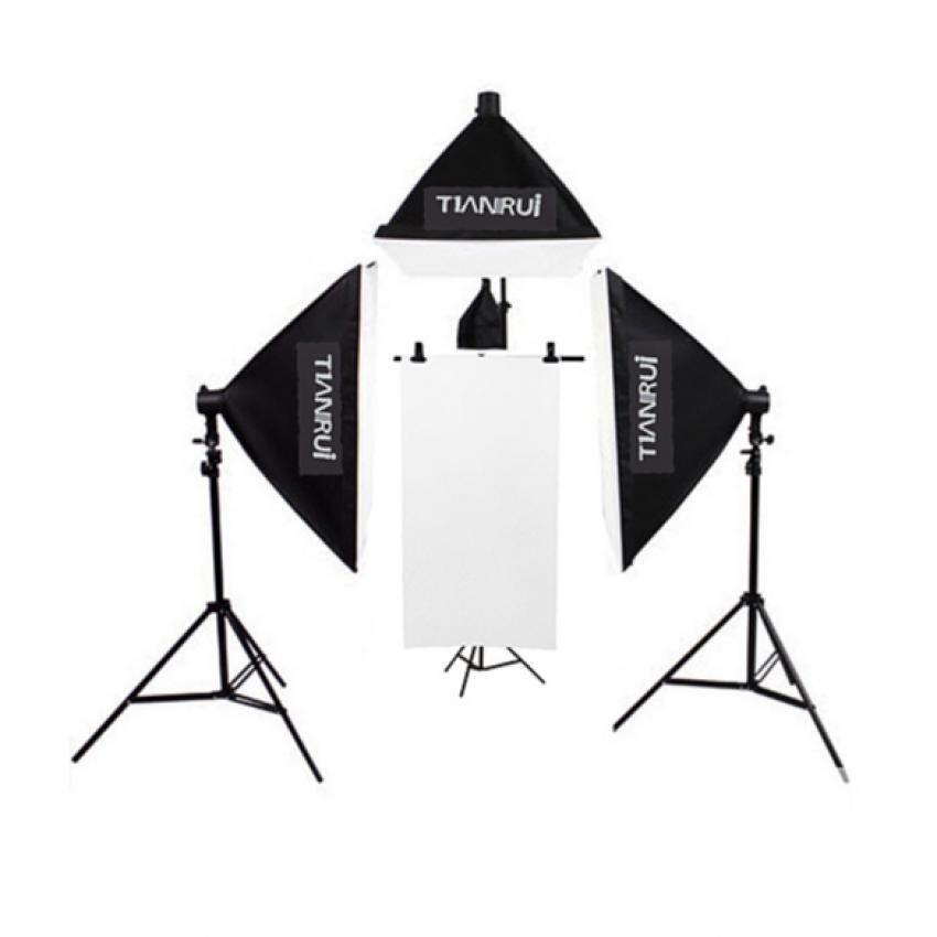 Buyanyway Tianrui Value Set ไฟ สตู ไฟถ่ายสินค้า Tianrui ชุดสุดคุ้ม