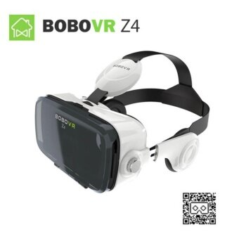 Buybuytech BoboVR Z4 Virtual Reality Headset VR Box VR Glasses VR Helmet 3D VR Mobile Phones Immersive