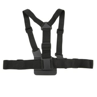 Camera Accessories For Gopro Chest Strap 3 To Adjustable Head Mount Suction - intl