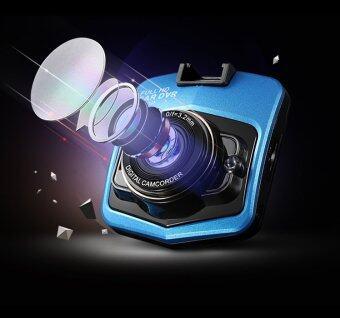 Camera FHD Car Cameras กล้องติดรถยนต์ รุ่น T300I(Blue)ฟรี Memory Card 32 GB (image 4)
