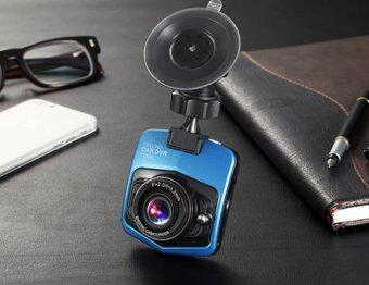 Camera FHD Car Cameras กล้องติดรถยนต์ รุ่น T300I(Blue)ฟรี Memory Card 32 GB (image 2)