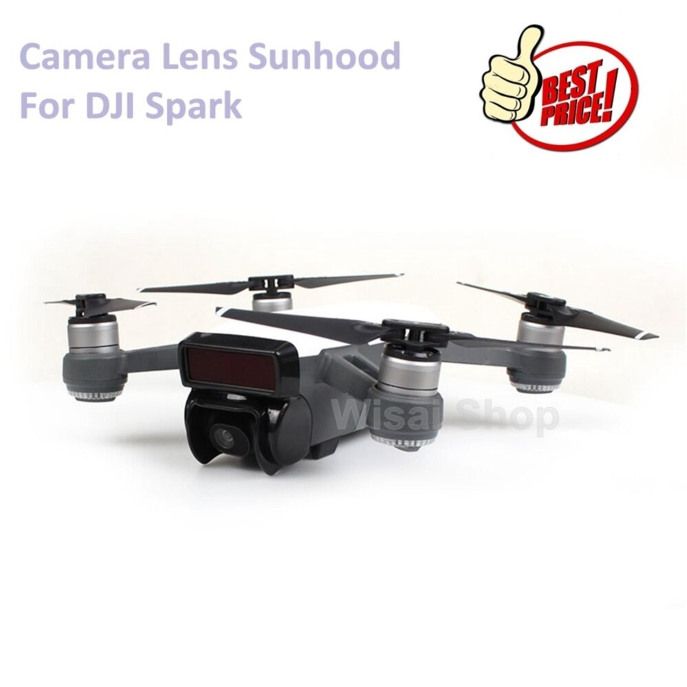 Camera Lens Sunhood For DJI Spark