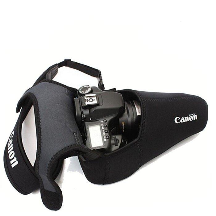 ถุงเก็บกล้องถ่ายรูปCannon 600D 650D 60D 7D 5DIII 700D 70D
