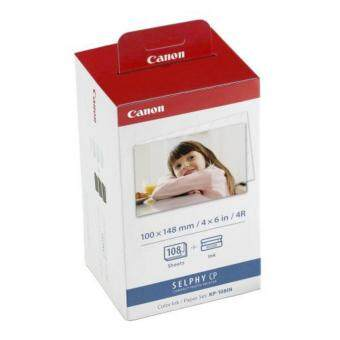 รีวิวพันทิป Canon 4R Paper For Selphy Cp Series KP-108IN (108Sheets) - intl