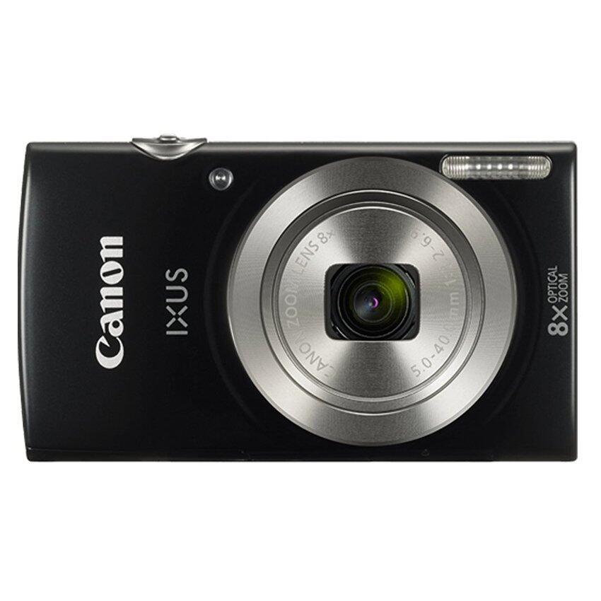 Canon Digital Camera Ixus 185 (Black) (ประกันศูนย์)