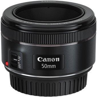 Canon EF 50 mm F1.8 STM (Black)