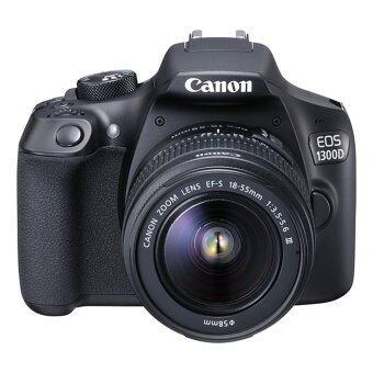 Canon EOS 1300D(Kiss X80 / Rebel T6) 18-55 IS II Kit ประกันร้านEC-MALL (image 0)
