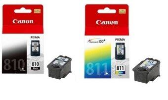 Harga Canon Ink PG-810,CL-811 (Black/CMY)