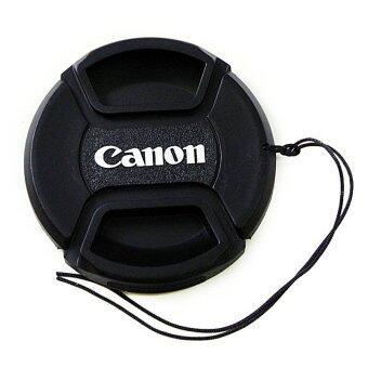 Canon Lens Cap ฝาปิดหน้าเลนส์ แคนนอน ขนาด 52 mm.