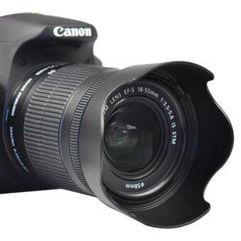 Canon Lens Hood เทียบเท่า EW-63C for EF-S 18-55 STM (image 2)