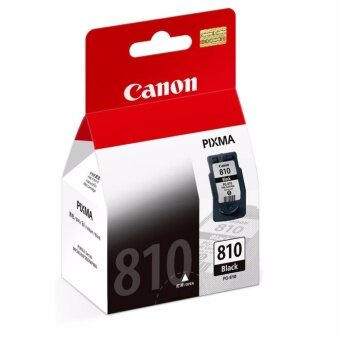 Canon PG-810 หมึกแท้ สีดำ