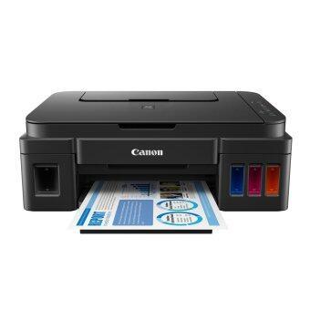 สนใจซื้อ Canon PIXMA G2000 Refillable Ink Tank All-In-One Printer