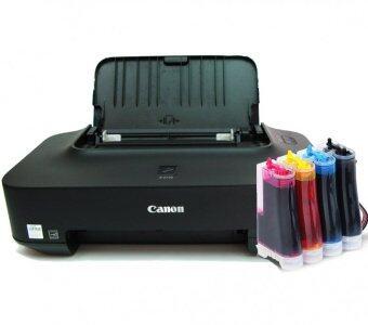อยากขาย Canon PIXMA IP2770 InkJet Printer ติดตั้ง TANK