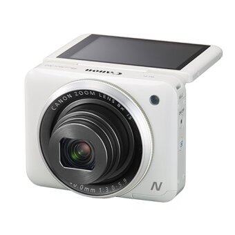 Canon Powershot N2 16.1MP With Built-in WIFI Digital Camera (White)- intl