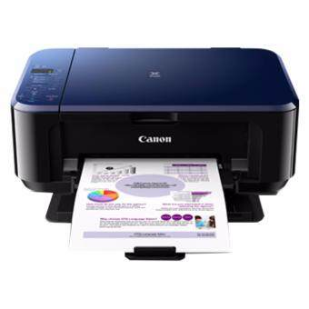 CANON PRINTER ALL -IN- ONE-FAX INK JET E510