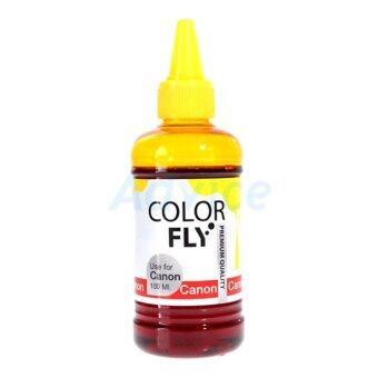 2561 CANON หมึกเติม(Refill) ขนาด100 ml Color Fly (สีเหลือง)