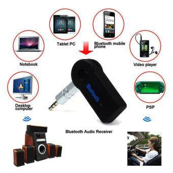CAR Bluetooth Speaker Car Bluetooth Music Receiver Hands-free บลูทูธในรถยนต์ รุ่น BT310