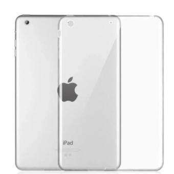 CASE PHONE Soft Case เคสไอแพดมินิ 1/2/3 TPU นิ่ม - Transparent Soft TPU Back Case Cover for iPad Mini 1/2/3 (สีขาวใส)