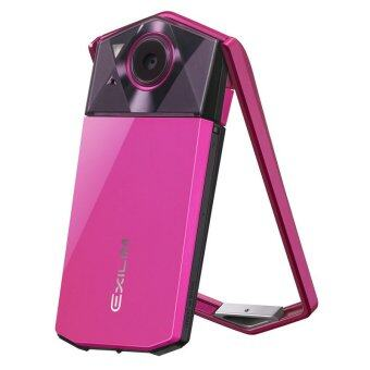 Casio Exilim TR70 11.1MP 4X (Pink) ...