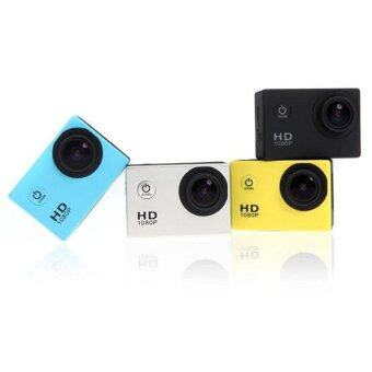 Coco Sports & Action Camera HD 1080p +Tachograph Car Camera กล้องกีฬา ( สีดำ )