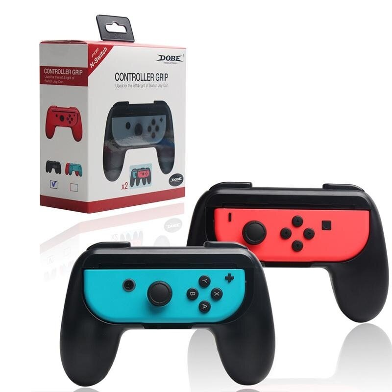 Controller Grip for Nintendo Switch Joy-Con, Thumb Grips for Racing Game Controllers, Set of 2, Left and Right - intl