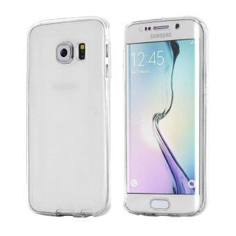 Crystal Clear Cover Full Body Protective Case for Samsung Galaxy S7Edge Cover (