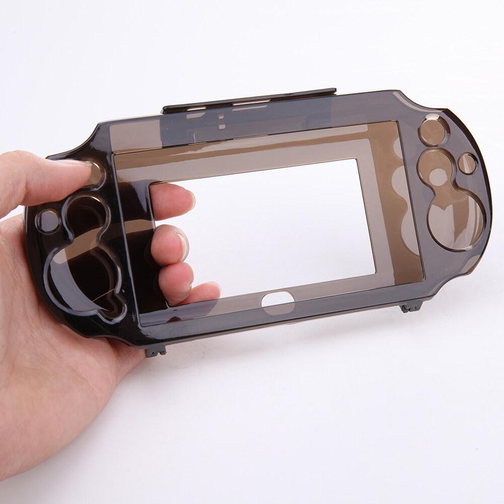 Crystal Protect Hard Guard Shell Case For Sony Ps Vita Psvblack Cystal Intl