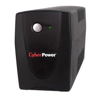 ลดราคา CyberPower 600VA/360W 3 Outlets 2 Phone/Fax/Modem/DSL/Network 1 USB and Serial Port 1 Battery VALUE600EI-AS