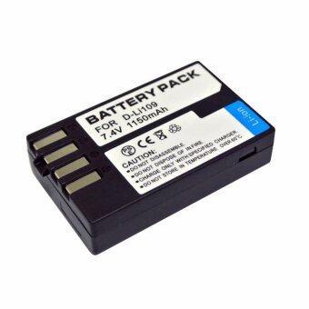 แบตกล้อง รหัส D-LI109 DLI-109, แบตเตอรี่กล้อง Pentax K-50, K-30,K-S1, K-S2, K-r .. - 3
