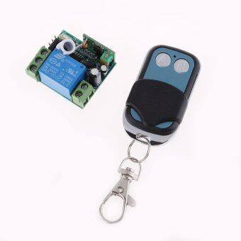 DC 12V 10A 1CH Wireless RF Remote Control Switch Transmitter+Receiver - INTL