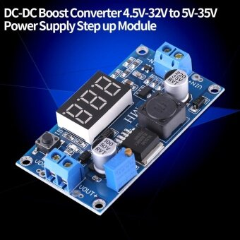 DC-DC Boost Converter 4.5V-32V to 5V-35V Power Supply Step UpModule - intl