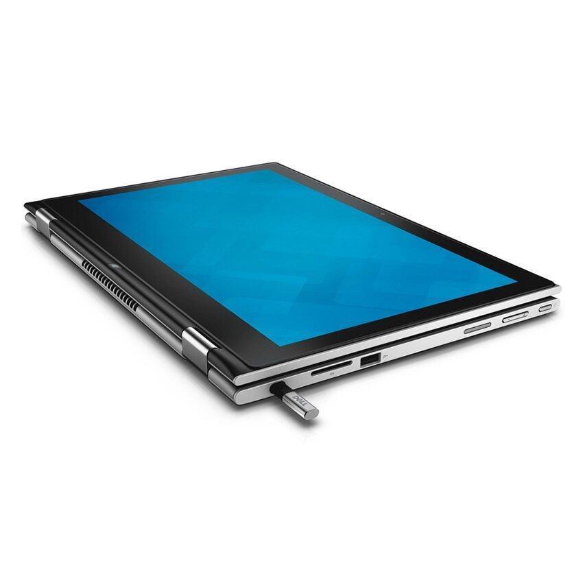 """Dell Inspiron 7348 (W561040TH) i7-5500U8GB500GB13.3""""Graphics 5500Win 8.1 – Silver"""