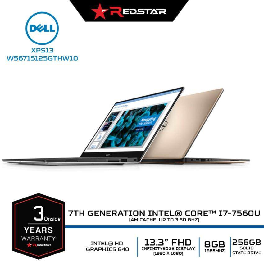 Dell XPS13 W56715125GTHW10