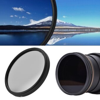 Digital Circular Polarizing CPL Threaded Universal Filter (37mm) -intl