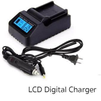 Digital LCD Camera Charger For EN-EL3E แท่นชาร์จแบตกล้องมีจอ LCD แสดงสถานะแบต รุ่น EN-EL3E